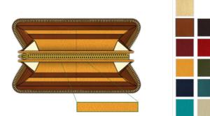 財布の色、2109年のラッキーカラー